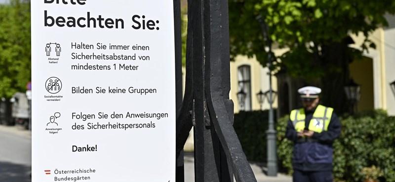 Újra nő a koronavírus-fertőzöttek száma Ausztriában