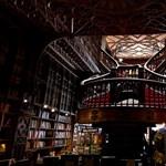 Könyvesbolt-pornó és orgia