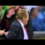 Megműtötték a fejberúgott belga focista arcát