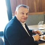 Fotókkal bizonyítják: ilyen puritán Orbán menzája, még ha a Gundel is főz