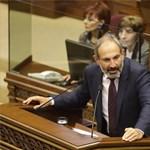 Pasinjan újra győzött Örményországban