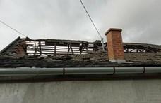 A békési falut letarolta a szerda esti vihar