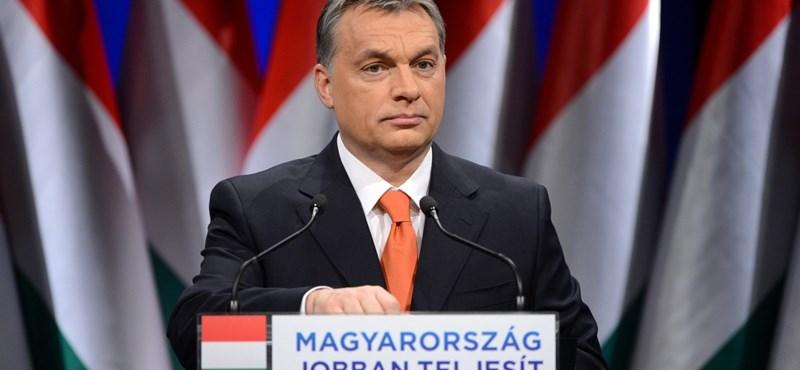 Többször is mellé lőtt Orbán az évértékelőben