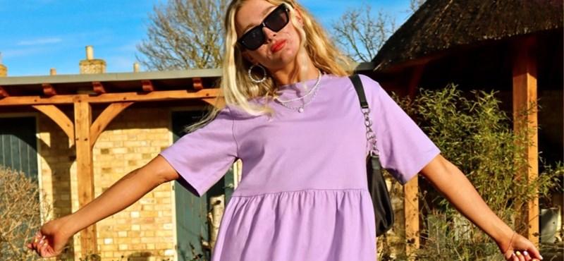 Retusálatlan, a pattanásokat is vállaló fotókkal hirdet egy nagy ruhaáruház