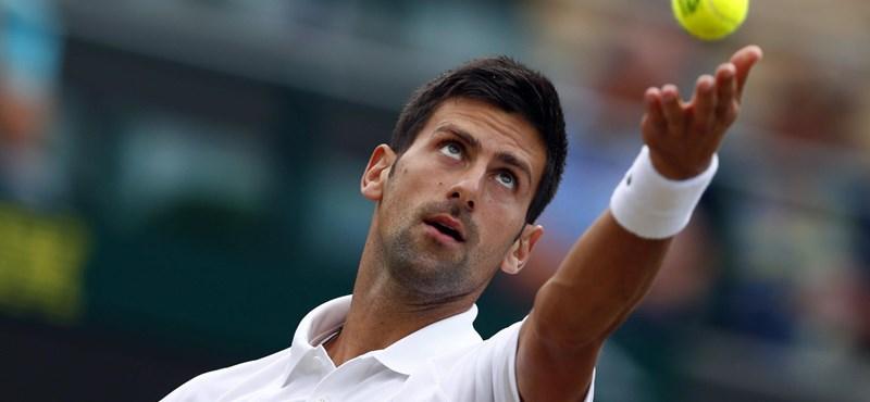 Djokovic nyerte a US Opent