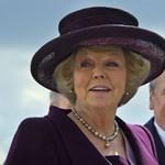 Lemond a trónról a holland királynő