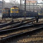 Baleset történt: sokat késnek a nemzetközi vonatok