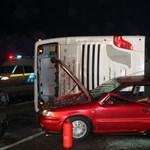 Kártérítési előleget kapnak az M3-ason történt baleset érintettjei