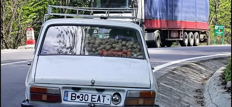 Úgy tűnik, már Bukarest is besokallt a romos, régi autóktól