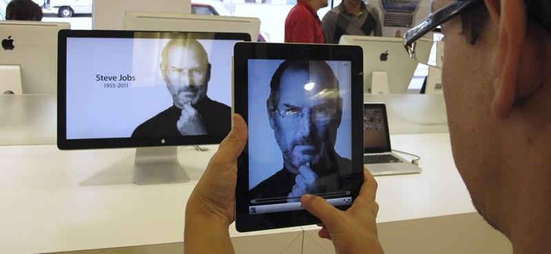 Mindenki iPadet akar