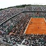 Gigászi csata már a Roland Garros első fordulójában