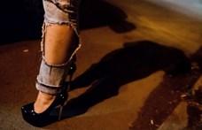 Kelet-európai szexrabszolgákkal virágzik a prostitúció Nagy-Britanniában