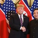 Trump: Nem kell sietni az atommentesítésről szóló megállapodással