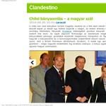 A chilei bányabaleset magyar vonatkozásai