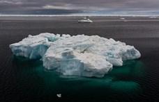 Igen, pluszban: 26,4 Celsius-fokot mértek az Északi-sarkkörön