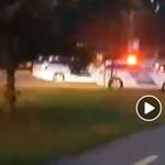 Sopronban banális ellenőrzésből lett autós üldözés - videó