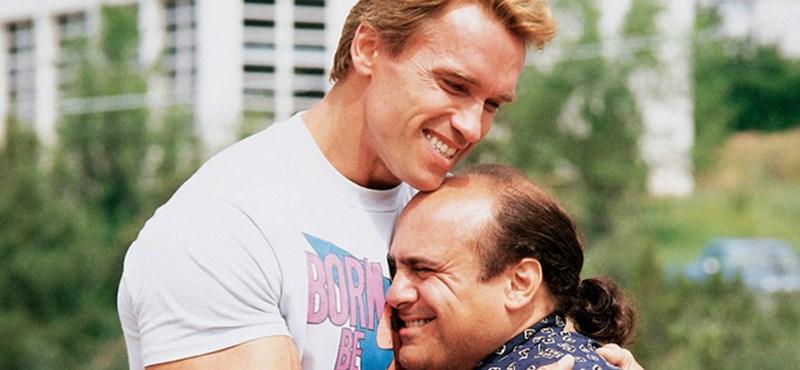 Arnold Schwarzenegger és Danny DeVito újra együtt az Ikrek folytatásában?