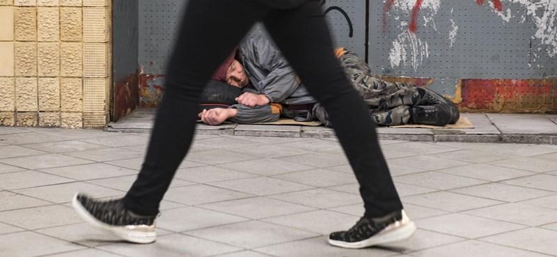 A hajléktalanoknak betarthatatlan a kijárási korlátozás