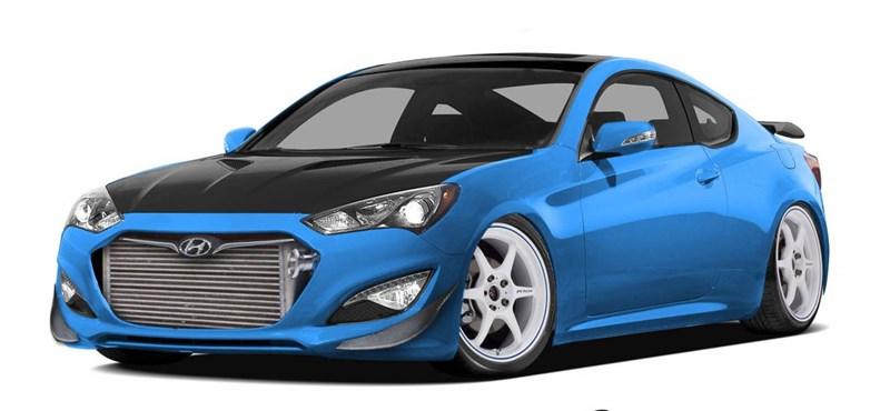 1000 lóerős Genesisszel vakít a Hyundai
