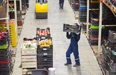 Feltölti a raktárait egy brit áruházlánc, nehogy kifogyjon a készlet a Brexit miatt