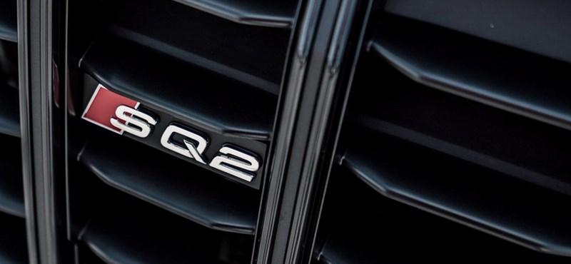 350 lóerős lett az Audi legkisebb divatterepjárója
