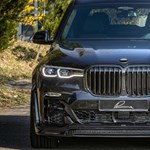 Minden korábbinál morcosabb lett a hatalmas BMW X7