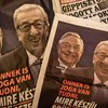 Timmermans a Monty Python abszurdjához hasonlította a kormány legújabb kampányát