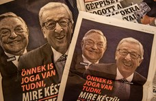 Az osztrák kancellár szerint elfogadhatatlan a Junckert támadó magyar plakátkampány