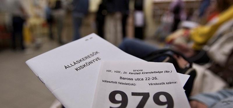 24 évnél fiatalabb munkanélküliek: több mint 38 ezren vannak