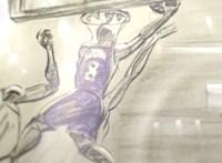 Ingyen megnézehetjük Kobe Bryant Oscar-díjas rajzfilmjét a kosárlabdáról
