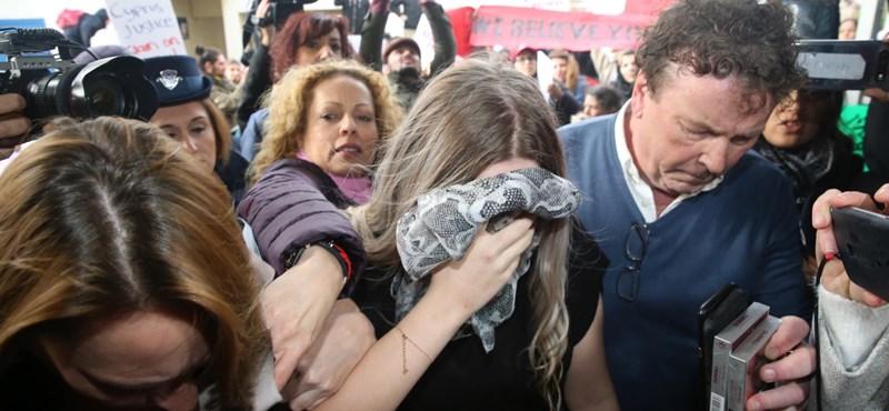 Elítélték a tinédzsert, aki azt állította, hogy tizenketten megerőszakolták