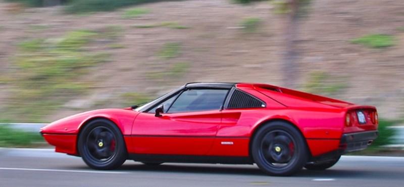 Elkészült a világ első teljesen elektromos Ferrarija