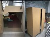 """Ez nem egy hajléktalanszálló, hanem egy """"orvosi szoba"""" a Honvédkórházban"""
