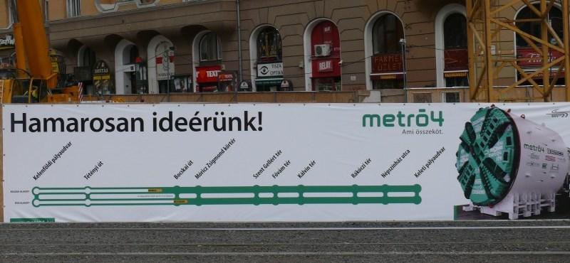 Magyarországé marad a 4-es metrón elbukott uniós támogatás?