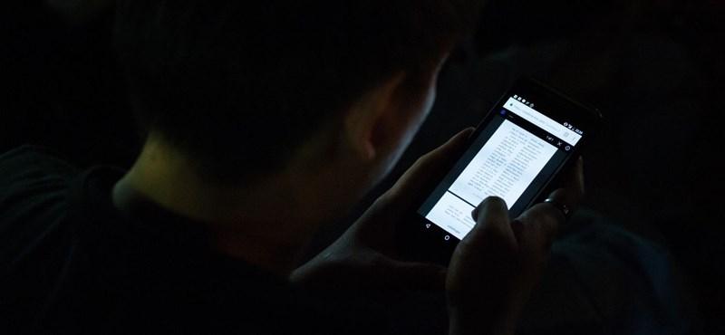 Na, ezután mondja, hogy nincs értelme annak, ha a fiatalok egész nap a telefonjukat nyomogatják