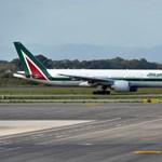 Rosszul lett egy utas, Budapesten szállt le az Alitalia szöuli gépe