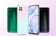 Megérkezett a Huawei idei egyik új mobilja, ilyen lett a P40 Lite