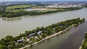 Többméteres vízszintemelkedés várható a Dunán, Budapestnél a hétvégén várható tetőzés