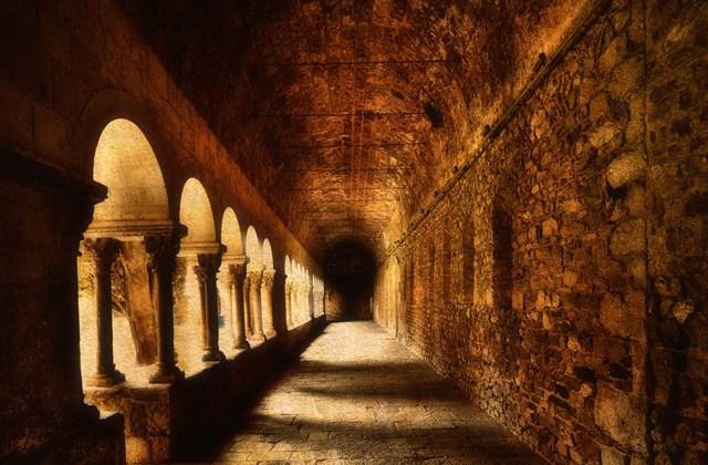 Barcelona - Sant Cugat kolostor