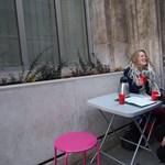 Forró teával várták Hoffmann Rózsát, de hiába