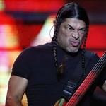 Tankcsapda-dalt játszott a budapestieknek a Metallica - videó