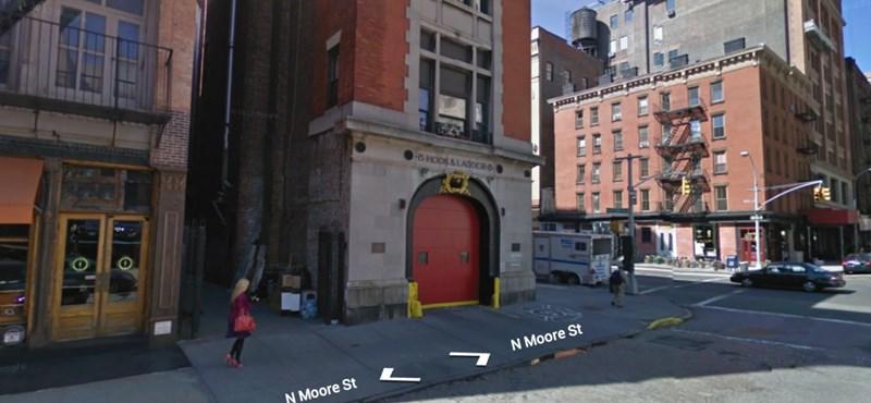 Fotók: zseniális helyekre bukkantak a Google Street View-n