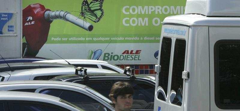 Tönkretenné a bioetanol-gyártást a jövedéki adótörvény módosítása
