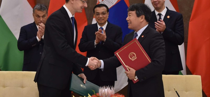 Paks2 mellett a kínaiakkal való gigaüzletnek is keresztbe tehet az EU
