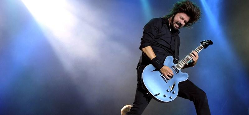 Van egy remek hírünk a budapesti Foo Fighters-koncertre készülőknek