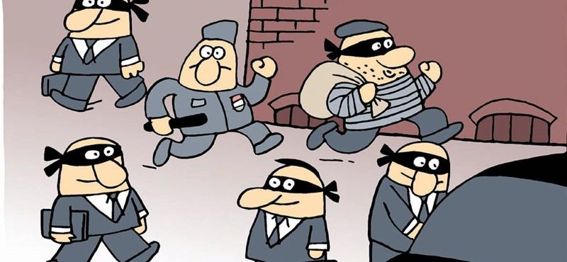 Már a korrupció elleni pénzeket is elcsalták Magyarországon?