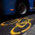 Ön is elmondhatja, mit gondol az ideiglenes fővárosi kerékpársávokról