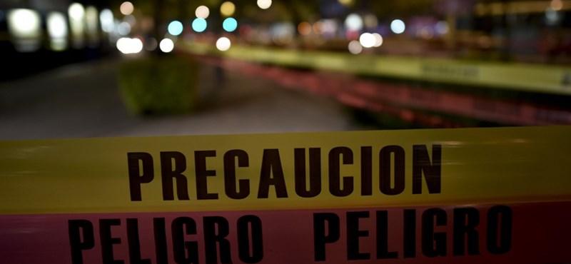 Mexikó odaszúrt az Egyesült Államoknak, korlátozza a külföldi szervezetek tevékenységét
