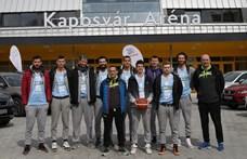 Minden kaposvári kosaras szerződését felbontották