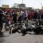 Öngyilkos merénylet egy bagdadi gázgyárnál